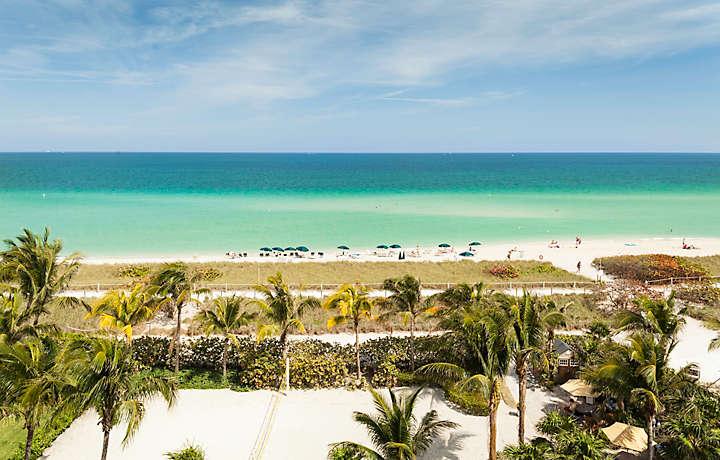 Ocean View from Balcony - Solara Surfside™