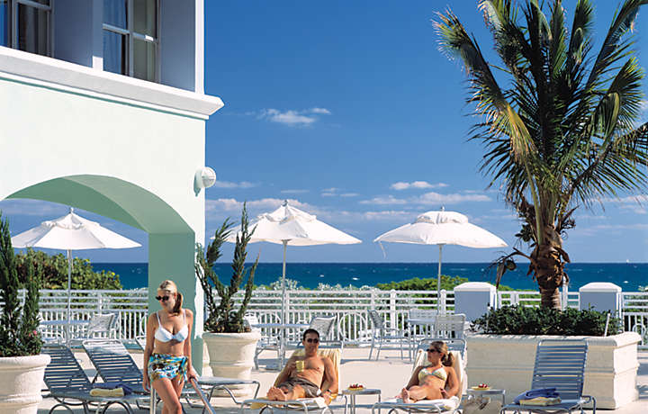 Pool on the Beach - Solara Surfside™
