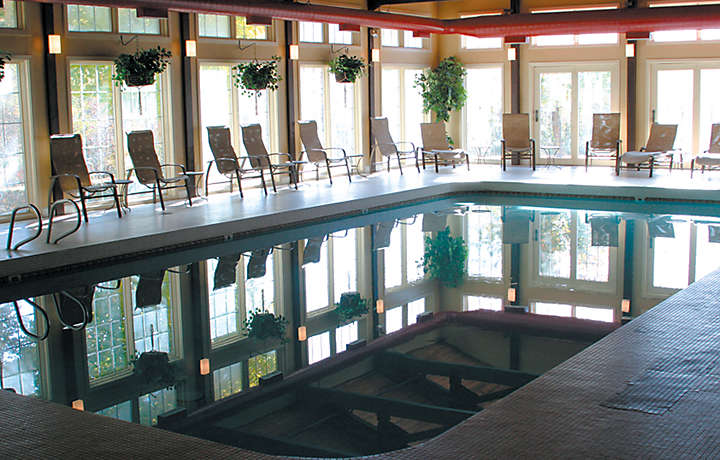 Indoor Pool - South Mountain Resort