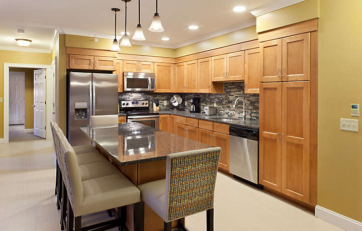 Presidential Suite Kitchen - South Mountain Resort