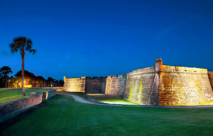Take Your Bluegreen Vacation to Castillo de San Marcos