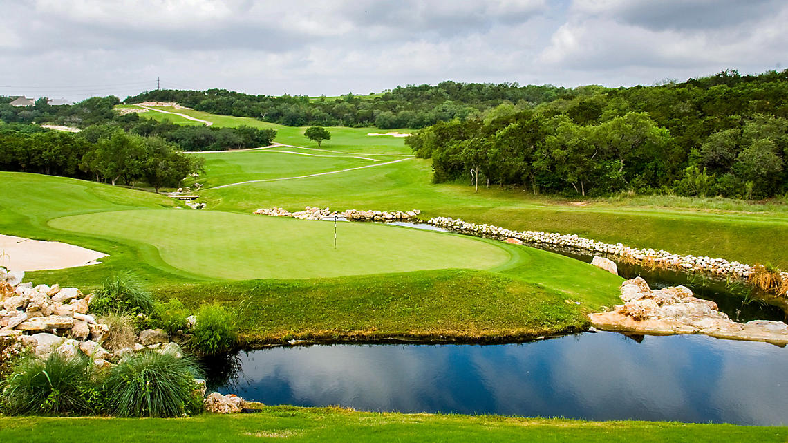 Discover golf courses nestled in Texas Hill Country