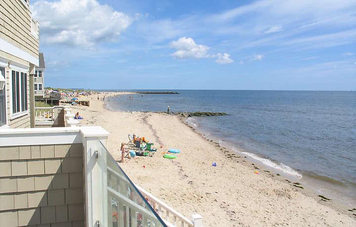 The Breakers Resort Oceanview Balcony