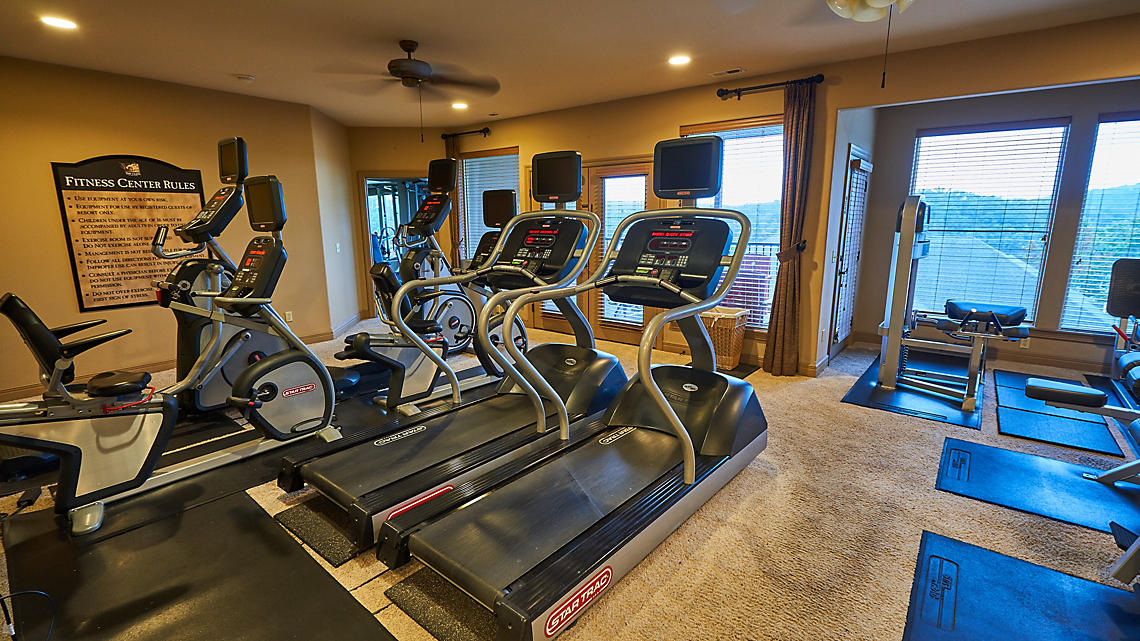 Lodge Fitness Room