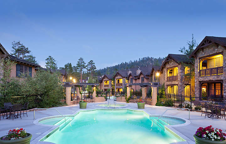 Pool - The Club at Big Bear Village