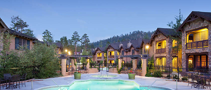 the club at big bear village - Big Mansions With Pools On The Beach