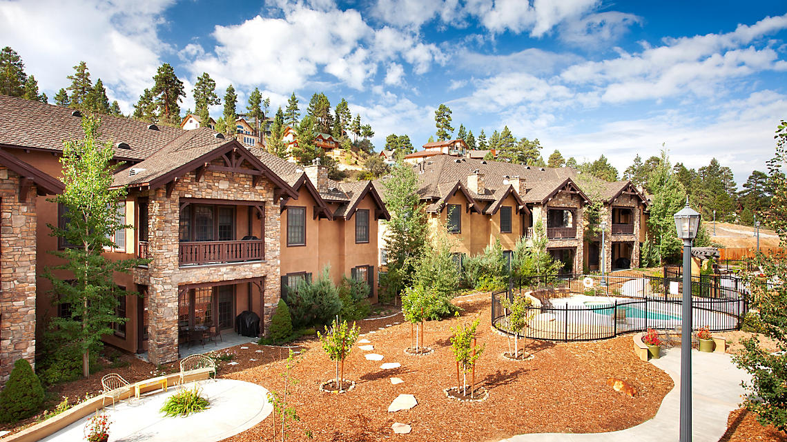 The Club at Big Bear Village Exterior