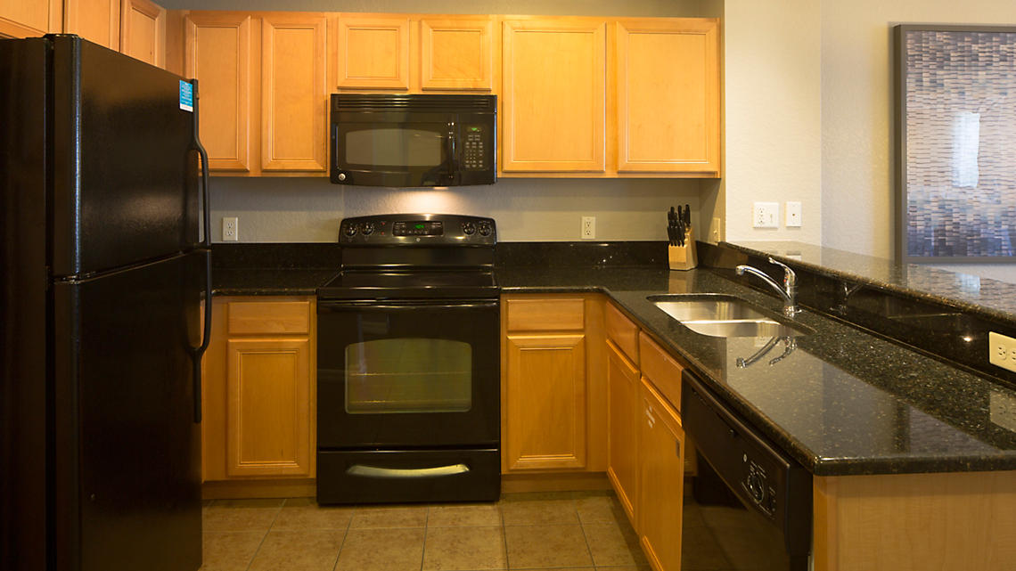 2 Bedroom Superior Kitchen