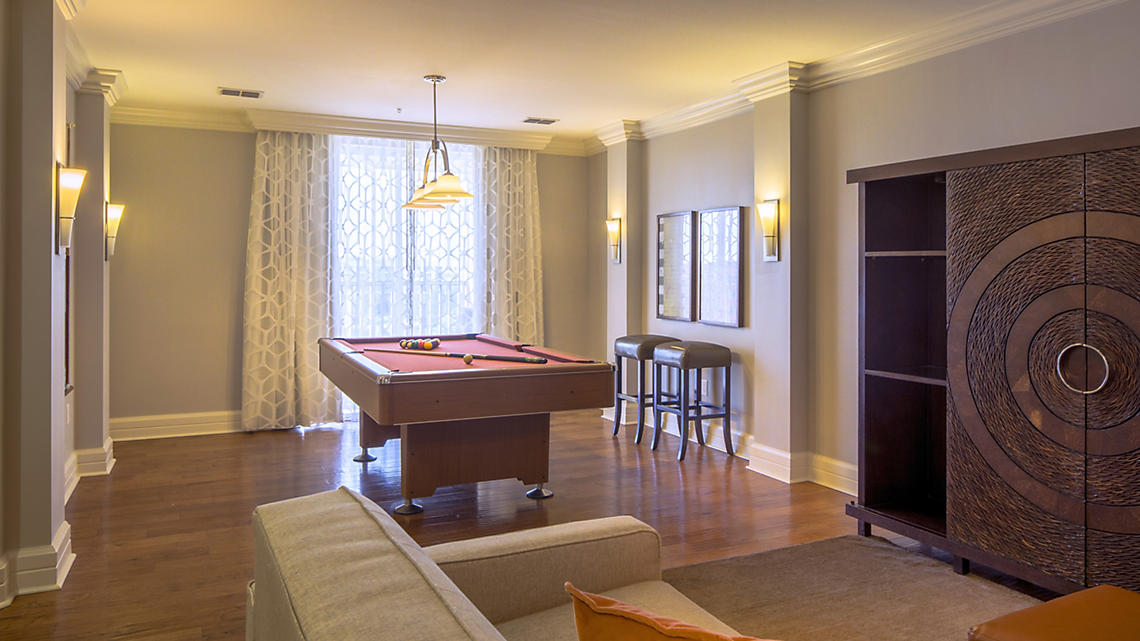 3 Bedroom Presidential Game Room
