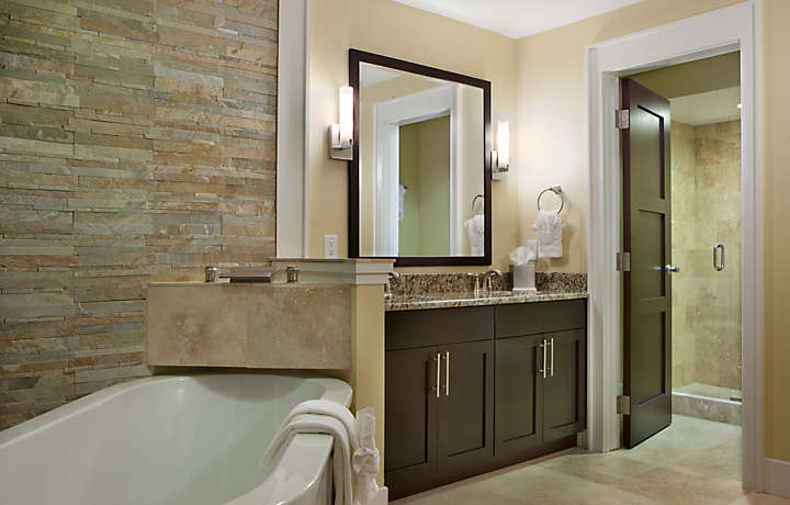 The Fountains Suite Bathroom