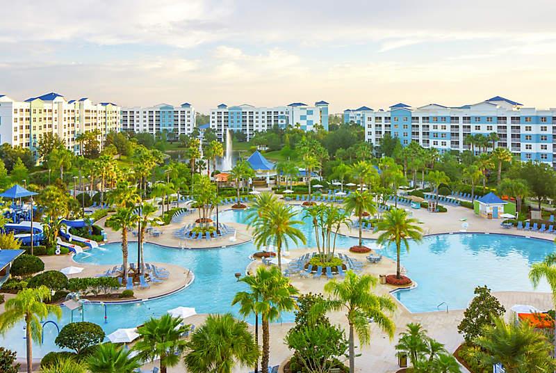 7-Night Resort Stay