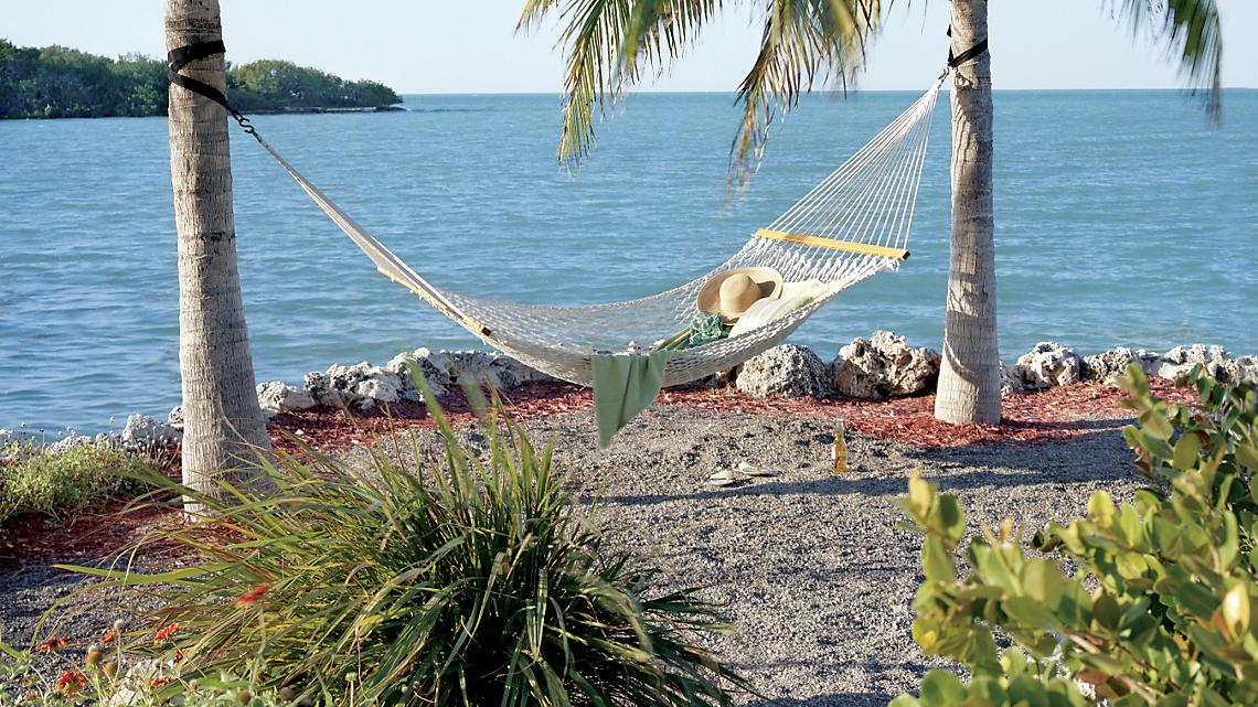 Attractive Island Hammock