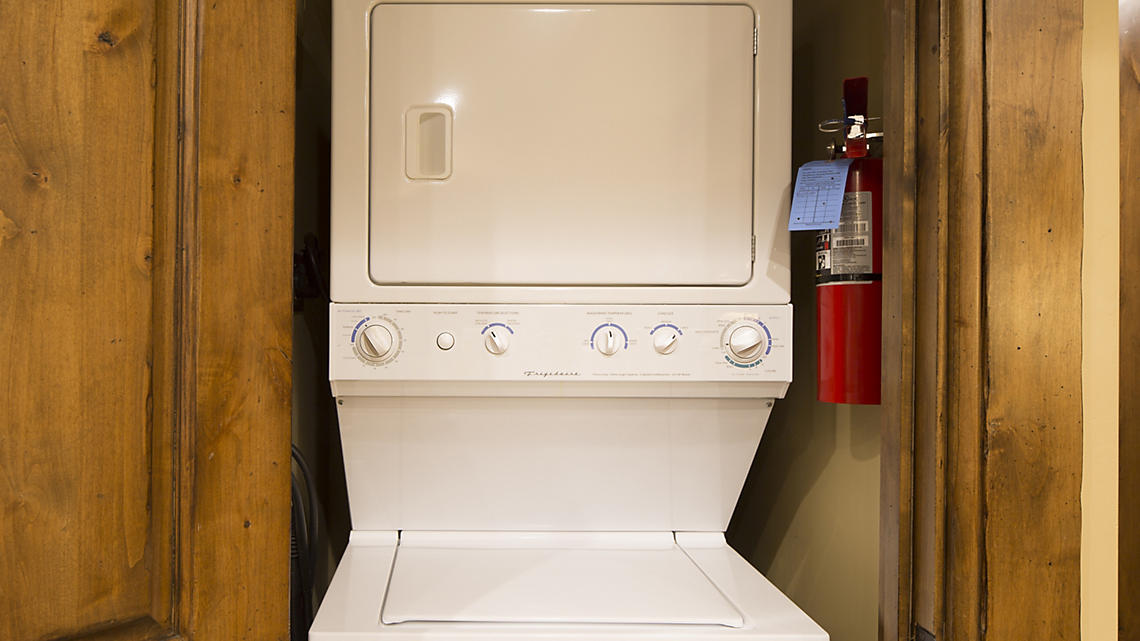 Washer-Dryer Unit