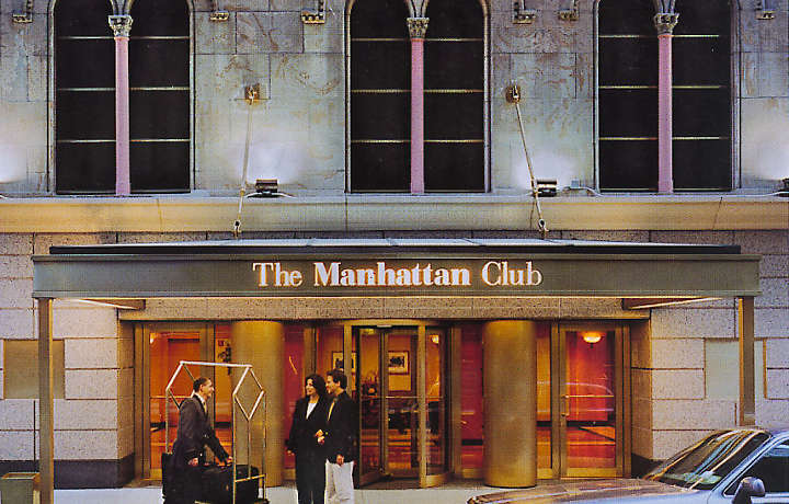 Bluegreen's The Manhattan Club