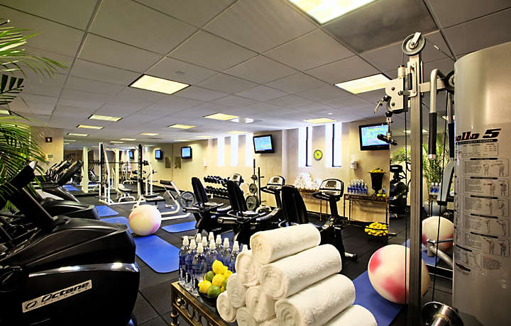 Gym - The Manhattan Club