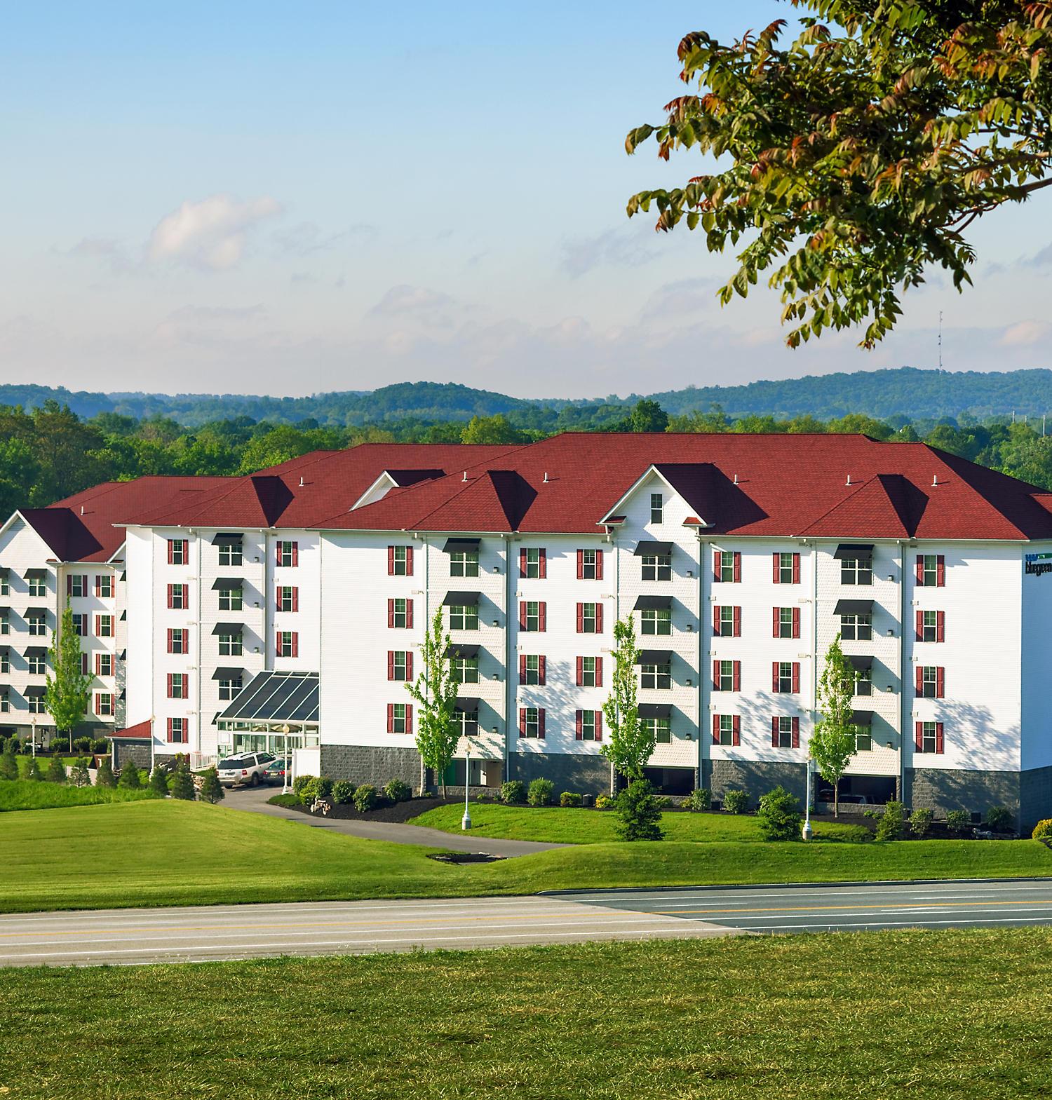 The Suites at Hershey Resort  Hershey Pennsylvania
