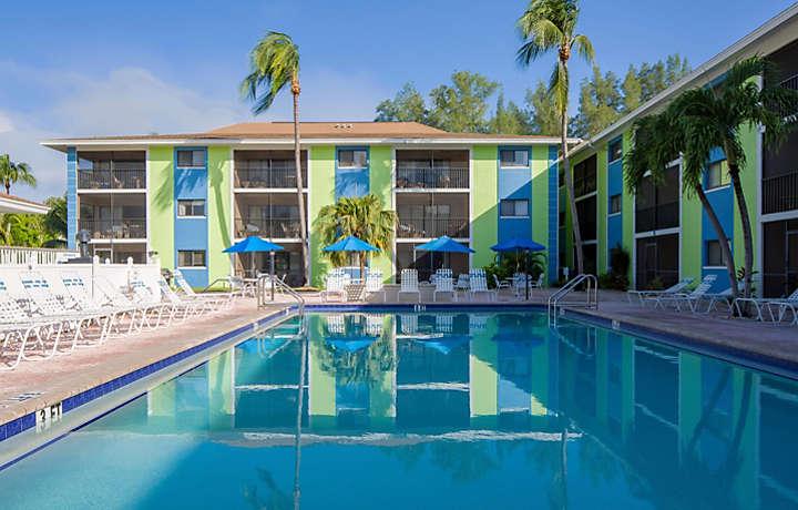 Tropical Sands Resort Fort Myers Beach Fl
