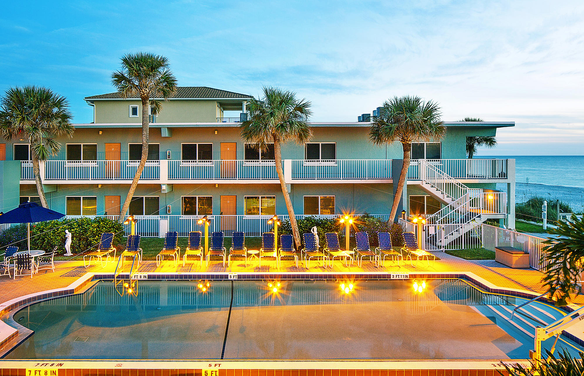 Via Roma Beach Resort - Bradenton Beach, FL | Bluegreen