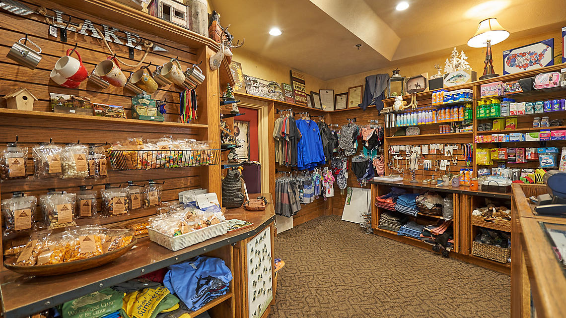 Clubhouse Lobby Gift Shop