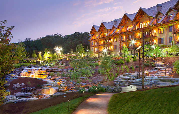 Exterior Vacation Villas - Wilderness Club™ at Big Cedar®
