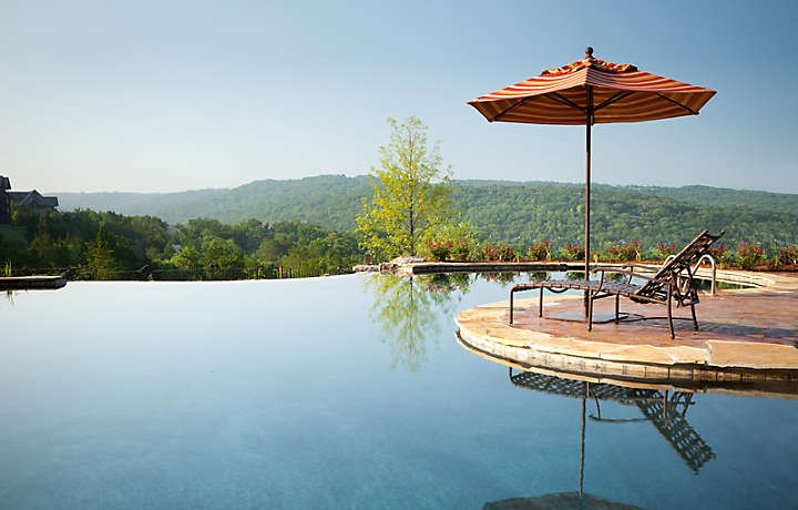 Infinity Pool - Wilderness Club™ at Big Cedar®