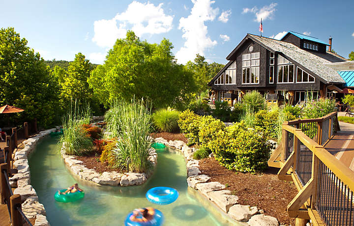 Lazy River - Wilderness Club™ at Big Cedar®