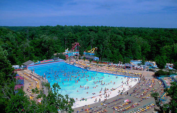 Water Country USA in Williamsburg Virginia