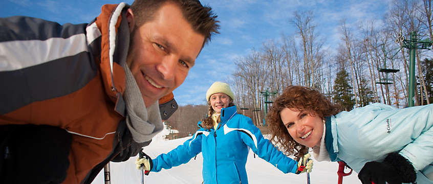 Winter vacation ideas bluegreen vacations for Family winter vacation ideas