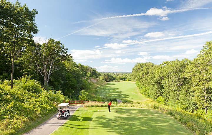 Oaks Golf Course - Christmas Mountain Village™