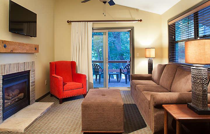 Living Room - Christmas Mountain Village™