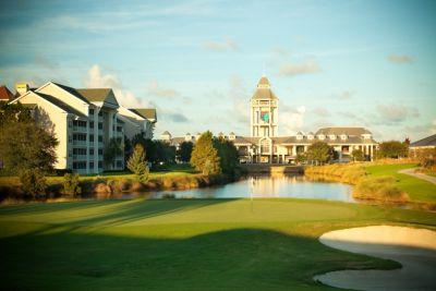 Grande Villas at World Golf Village – Map World Golf Village